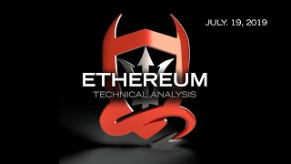 Ethereum Technical Analysis (ETH/USD) : Lining  Up for the Corner Pocket  [07.19.2019]