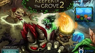 Keeper of the Grove 2 Gameplay Video