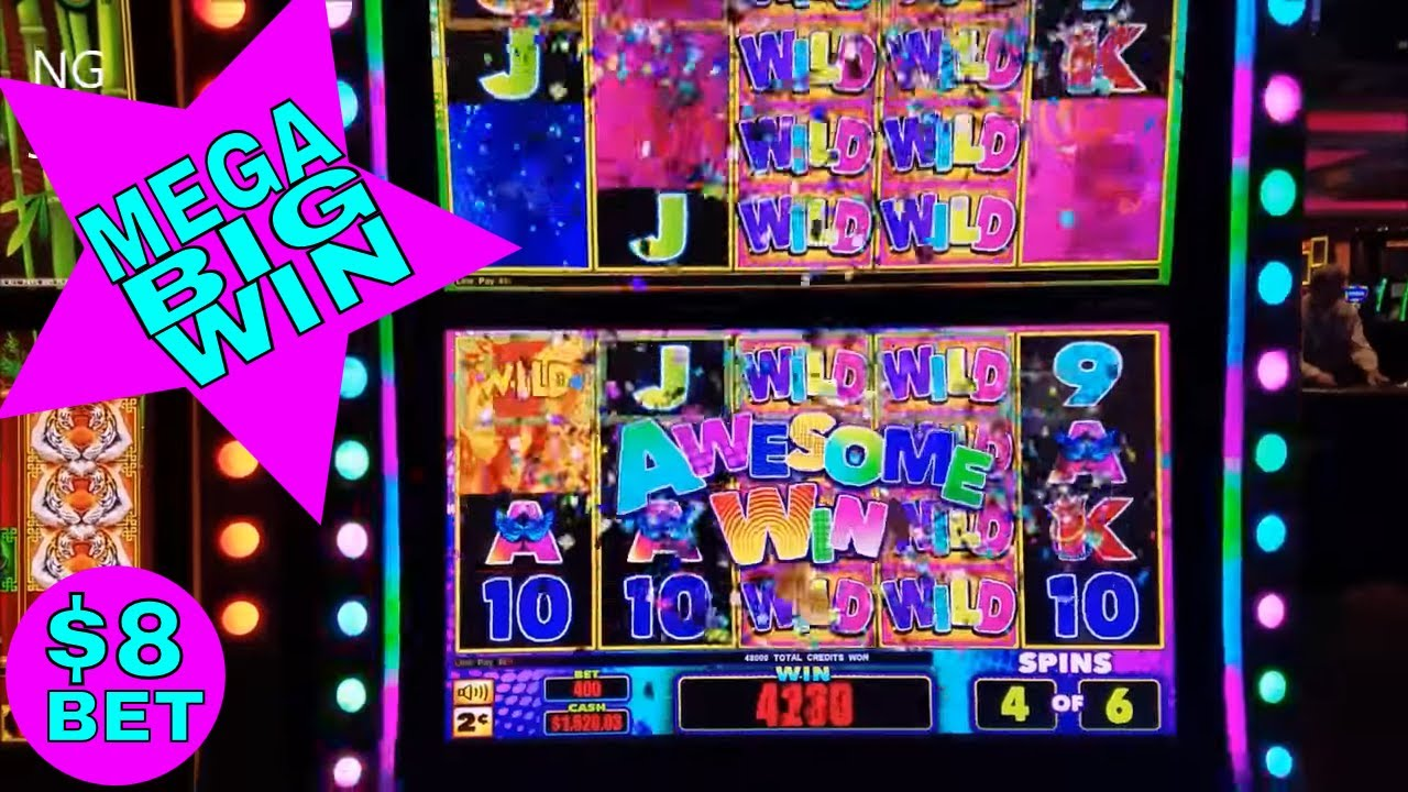 Carnival in rio slot machine jackpot