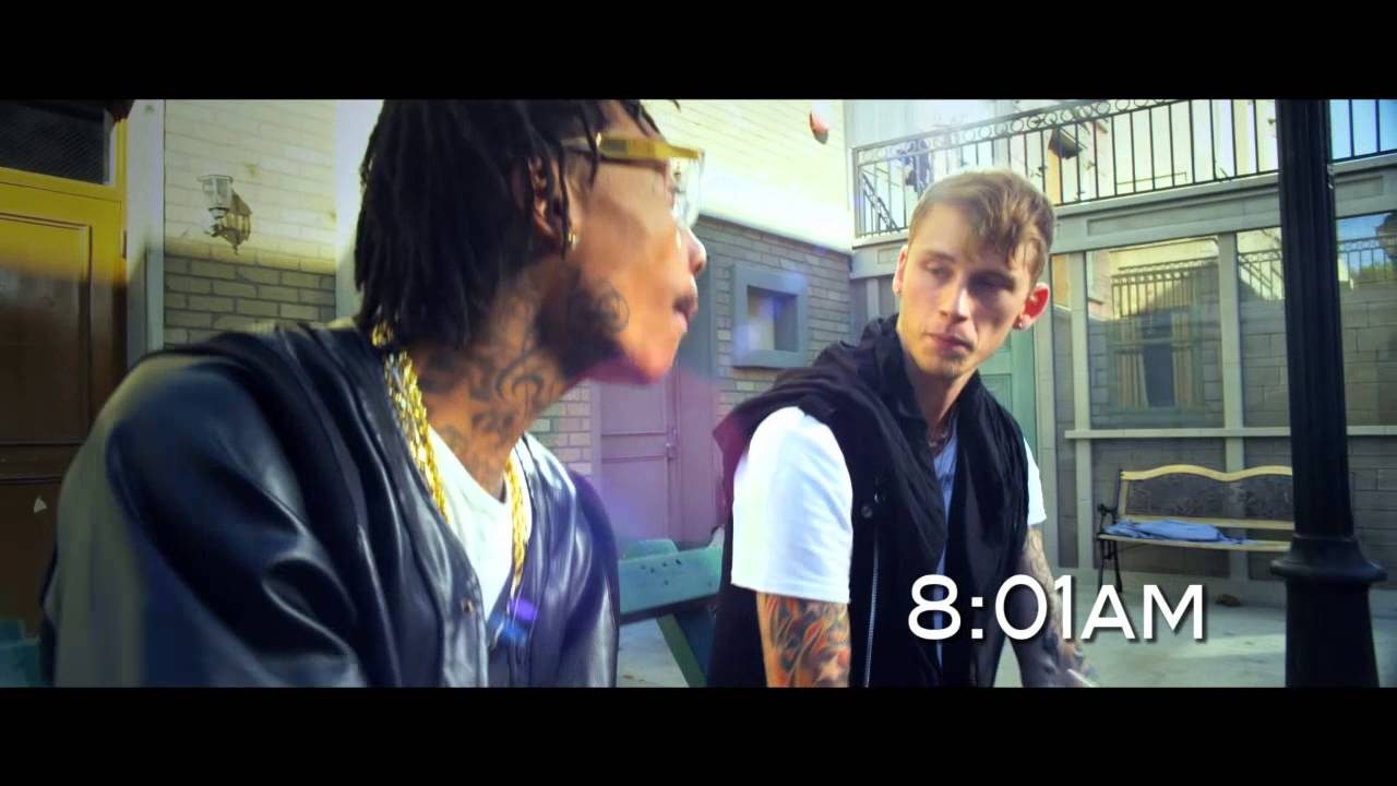 Machine Gun Kelly - Mind of a Stoner ft  Wiz Khalifa (OFFICIAL MUSIC VIDEO)