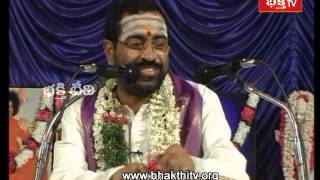 Talks about Sri Krishna Stotras - Narada Bhaktisutralu - Episode 8_Part 1