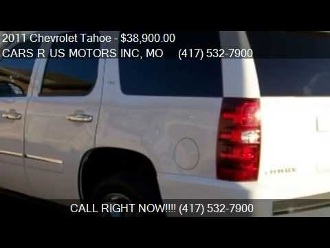 2011 Chevrolet Tahoe LTZ 4WD for sale in Lebanon, MO 65536 a