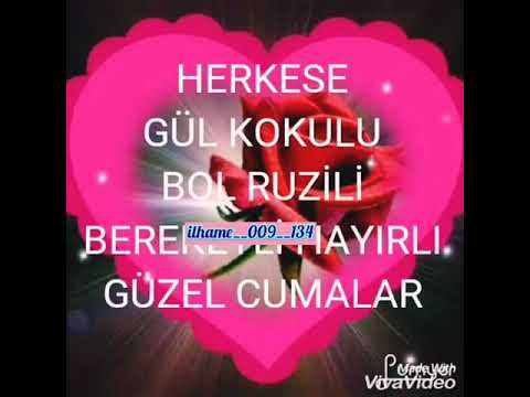Cümə gününə aid video
