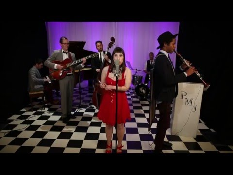 Ex's and Oh's - Vintage '30s Jazz Elle King Cover ft. Lisa Gary