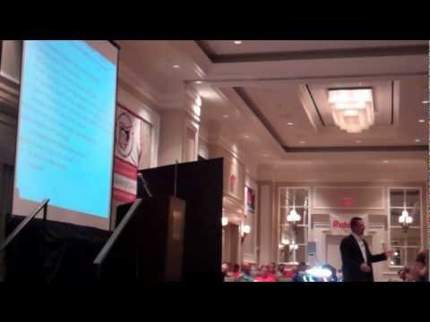 Urban Meyer Speaking at 2012 Ohio High School Football Coaches Association Clinic