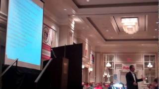 Urban Meyer Speaking at 2012 Ohio High School Football Coaches Association Clinic