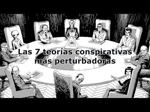 Las 7 teorías conspirativas más perturbadoras del mundo