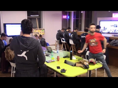 Reply Code Masters LIVE from Reply SOLAR in Turin for Reply Code Challenge