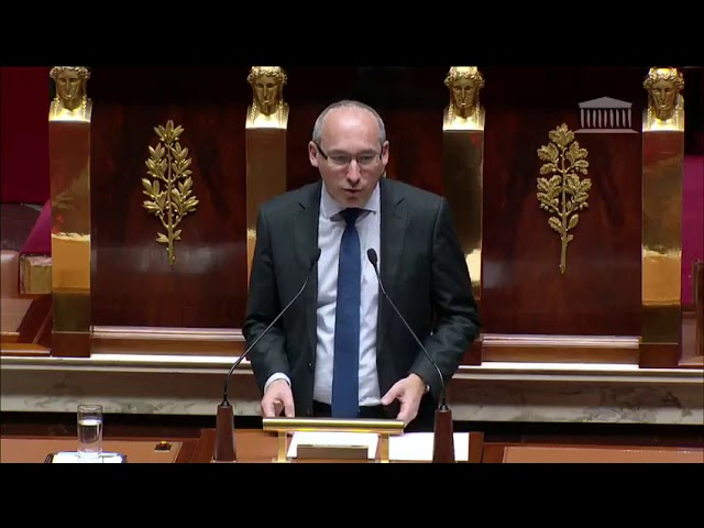 ️ Le GrandDebat à l'Assemblee Nationale sur la Transition Écologique