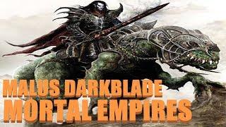 Malus Darkblade - Warhammer 2 Livestream
