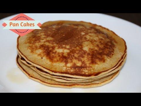 How To Make Pancakes-Pancake Recipe-Whole Wheat Pancakes By Harshis Kitchen
