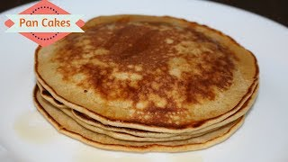 How To Make Pancakes-Pancake Recipe-Whole Wheat Pancakes By Harshis Kitchen