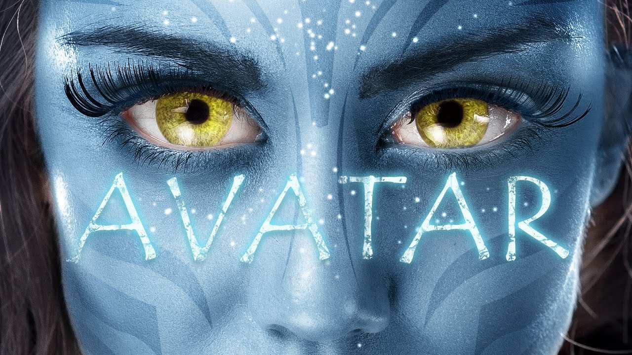 Avatar Na'vi - Photoshop CS6 Tutorial - YouTube