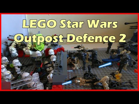 LEGO Star Wars Outpost Defence 2 - [2012 works]