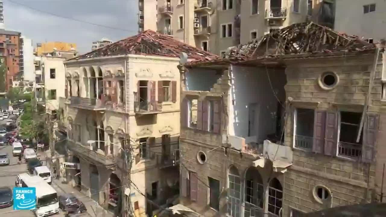 ماذا حل بالمباني التراثية التي تضررت بانفجار مرفأ بيروت بعد سنة على وقوعه؟  - نشر قبل 3 ساعة