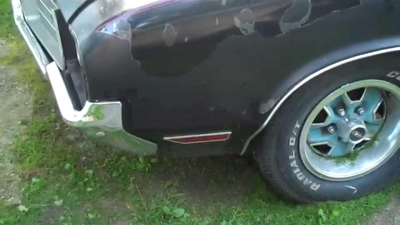 For Sale: 1971 Oldsmobile Cutlass S - YouTube