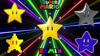 Over 3 Hours of Mario Super Star Remixes [2018]