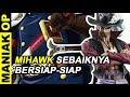 SHIRYU AKAN MEMBUNUH MIHAWK + (BONUS) TANDA2 KEMATIAN MIHAWK