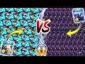 Max PEKKA vs Max Golem Clash of Clans Infinity War | Max Golem vs Max PEKKA