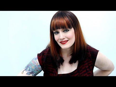 Scissor Sisters' Ana Matronic talks robotics - BBC Click