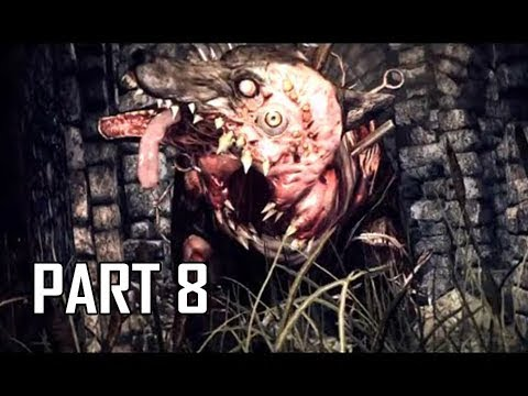 The Evil Within Walkthrough Part 8 - Sentinel Wolf (PC Ultra Let's Play Commentary)