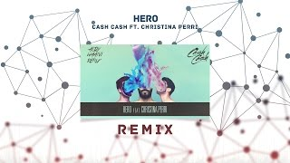 Cash Cash - Hero Ft. Christina Perri (Aldy Waani Remix)