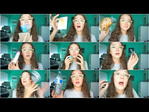 10 Essentials For The Airplane & Traveling! FionaFrills Vlogs