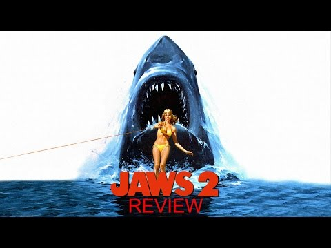 Jaws 2  Horror Movie