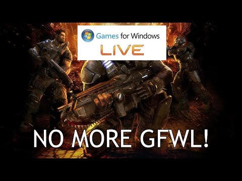 FIX] Gears of War | No access to Games for Windows Live