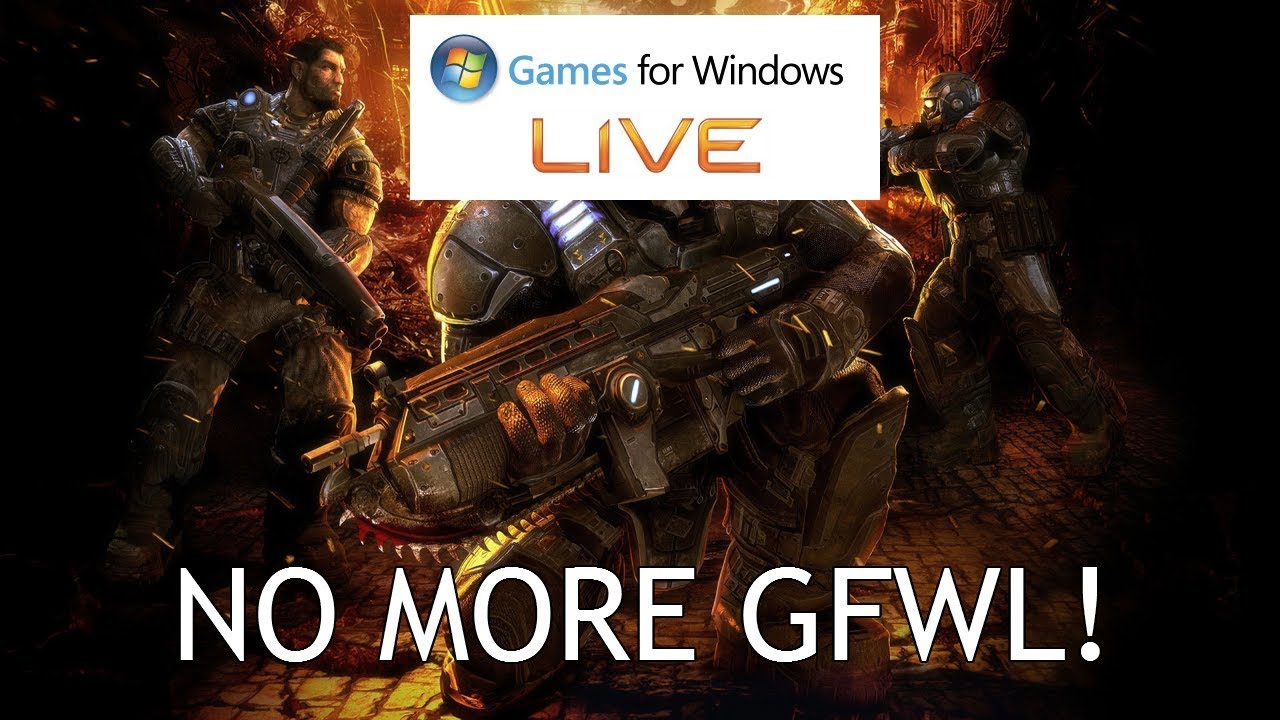 [FIX] Gears of War | No access to Games for Windows Live