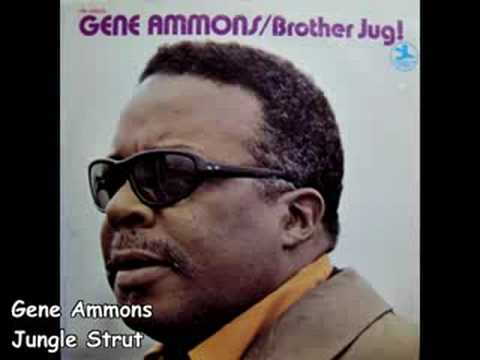 Gene Ammons - Jungle Strut (1970)