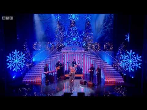 The Horne Section on John Bishop's Christmas Show (2014)