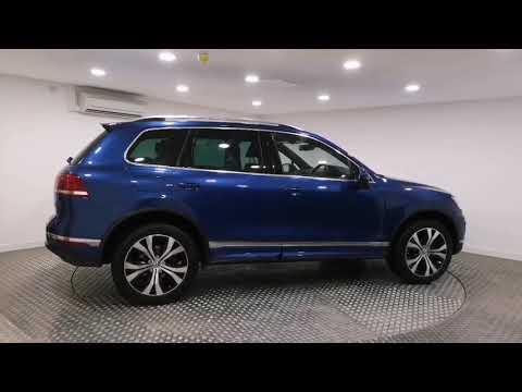 2016 Volkswagen Touareg 3.0 TDi V6 BlueMotion Tech R-Line