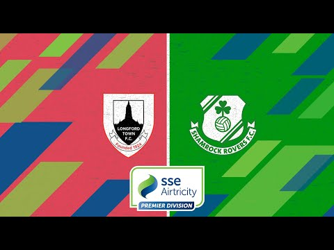 Premier Division GW32: Longford Town 0-1 Shamrock Rovers