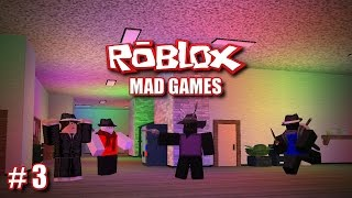 ARE YOU HUNGRY? (Roblox: Mad Games #3)