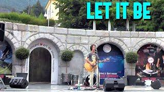 Let It Be - Federico Borluzzi live in Saint Vincent (Festa della Musica 2017)