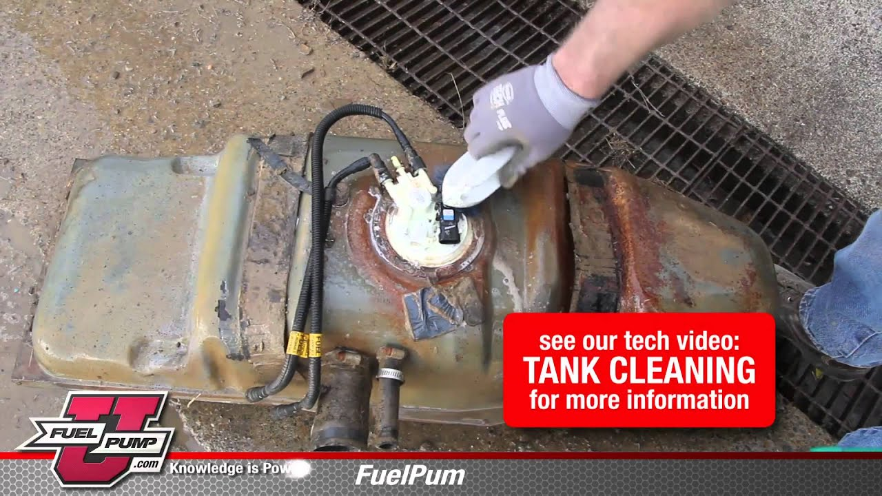 how to install fuel pump assembly e3943m in a 1997