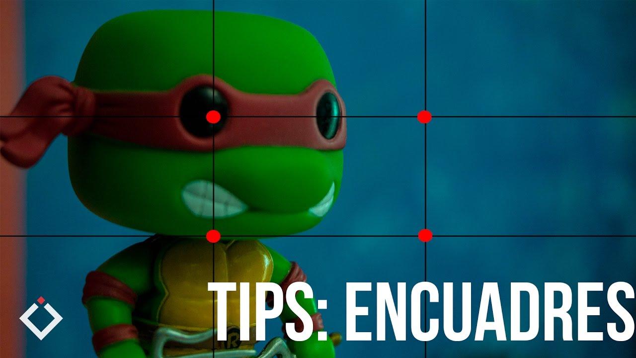 GO Tips: 3 Reglas de Encuadre - YouTube