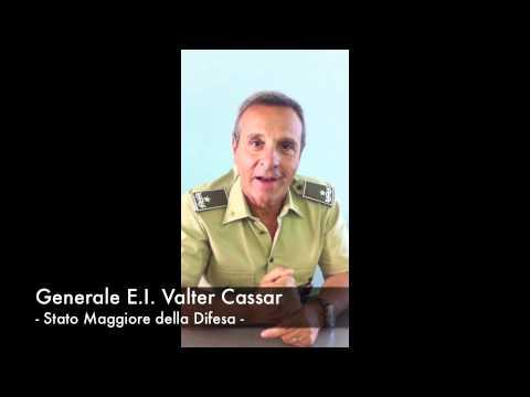 Military & Media: Intervista Generale E.I. Valter Cassar