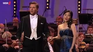 Iurii Samoilov and Eunju Kwon - Lehar - Die lustige Witwe - Lippen schweigen