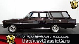 1966 Chevrolet Chevy II Nova Wagon #861