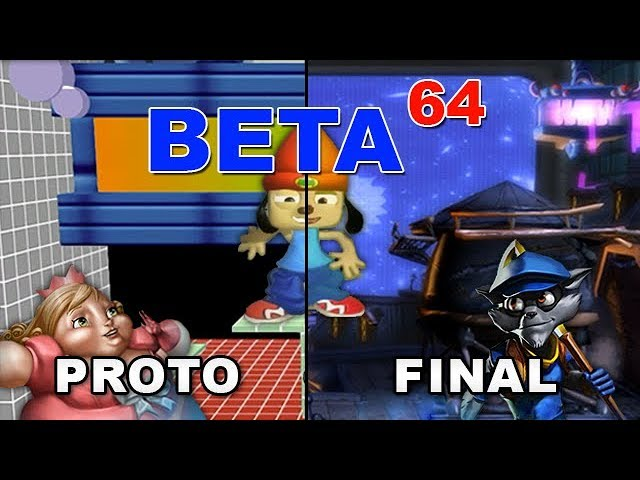 Beta64 - PlayStation All Stars Battle Royale / Title Fight [NEVER BEFORE SEEN PROTOTYPE]