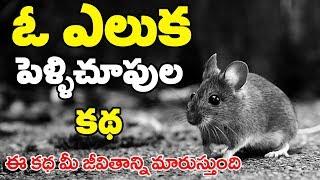 ఓ ఎలుక పెళ్ళిచూపుల కథ || A Interesting Moral Story in Telugu || Voice Of Naren