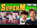 My Cousin's First Time Listening to SuperM - 'We DO' MV REACTION!!