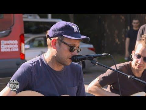 Gorillaz - On Melancholy Hill - Acoustic Live At KROQ