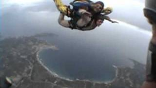 West Point Parachute Team: Spring Training 2011 (Corsica, France)
