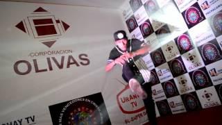 Junior Alemao - (Hip - Hop Performance) Manchay Tv