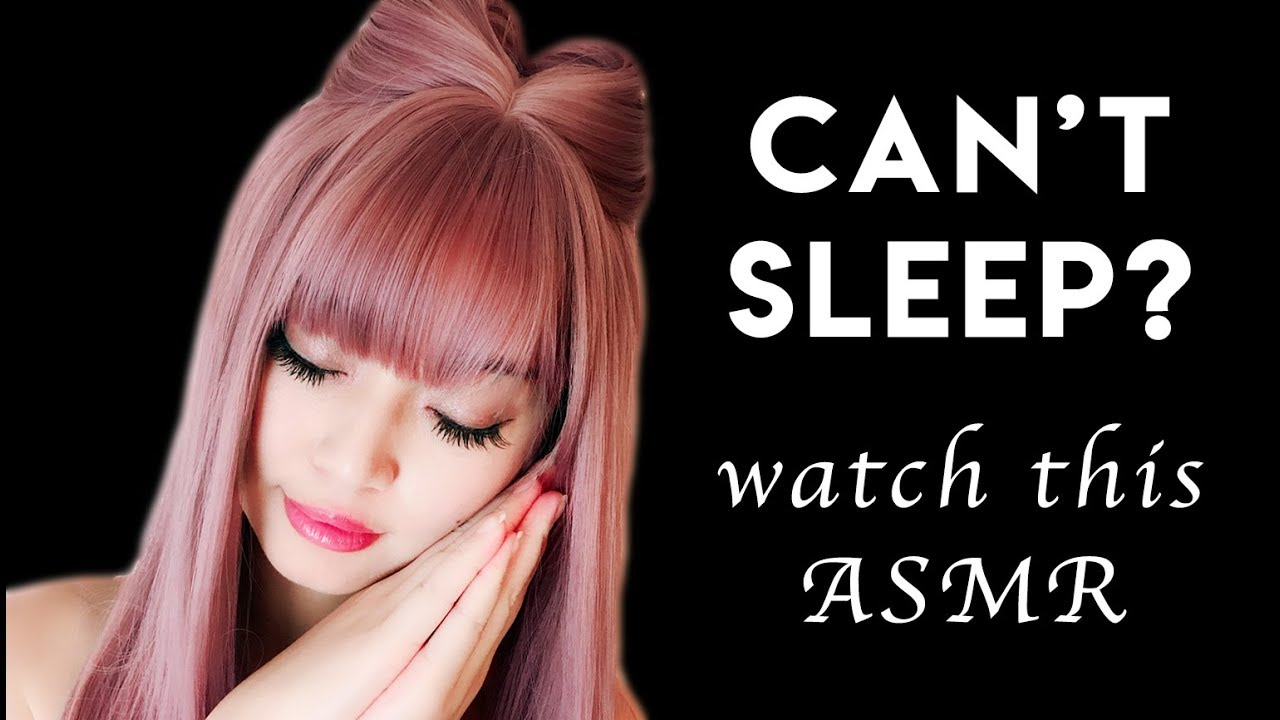 Asmr 100 Guaranteed Sleep Intense Relaxation Sleep Triggers