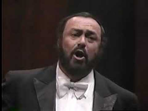 Pavarotti- Rossini- La Promessa