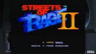 Baixar Streets of Rage II on the Sega Mega Drive